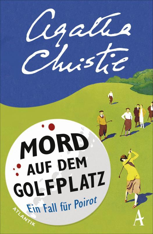 Cover-Bild Mord auf dem Golfplatz