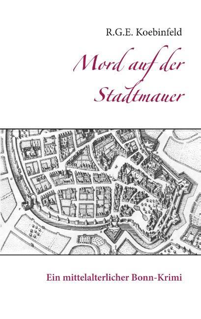 Cover-Bild Mord auf der Stadtmauer