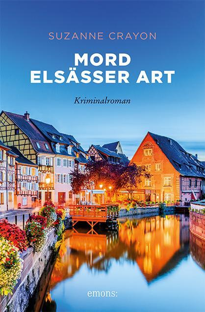 Cover-Bild Mord Elsässer Art