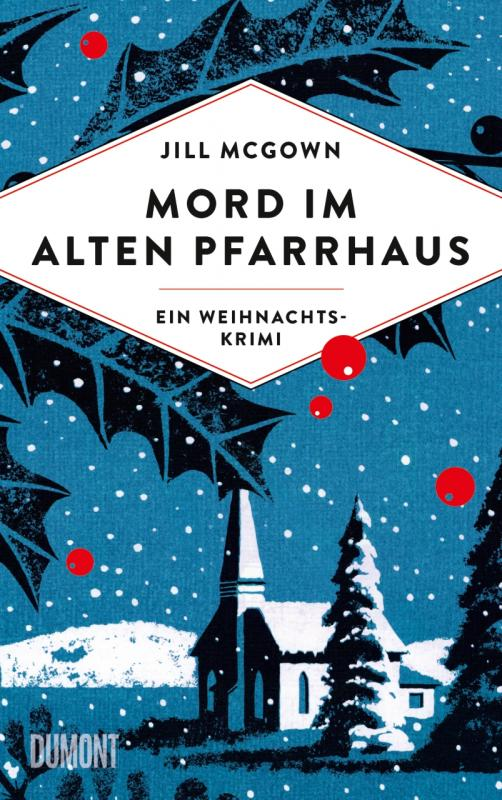 Cover-Bild Mord im alten Pfarrhaus