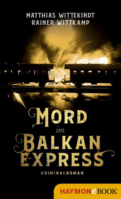 Cover-Bild Mord im Balkanexpress