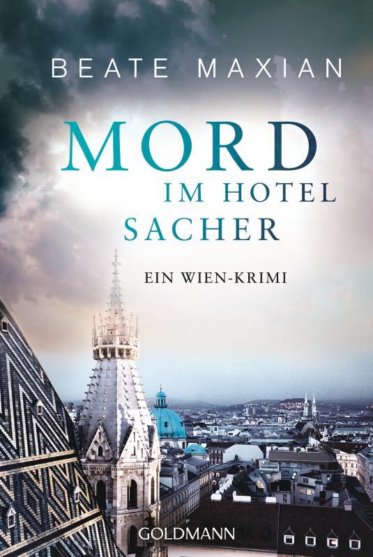 Cover-Bild Mord im Hotel Sacher