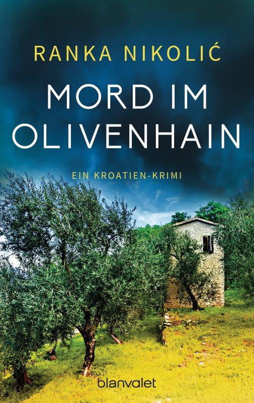 Cover-Bild Mord im Olivenhain