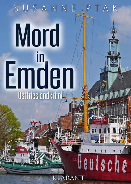 Cover-Bild Mord in Emden. Ostfrieslandkrimi
