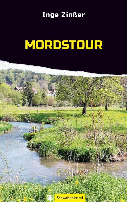 Cover-Bild Mordstour