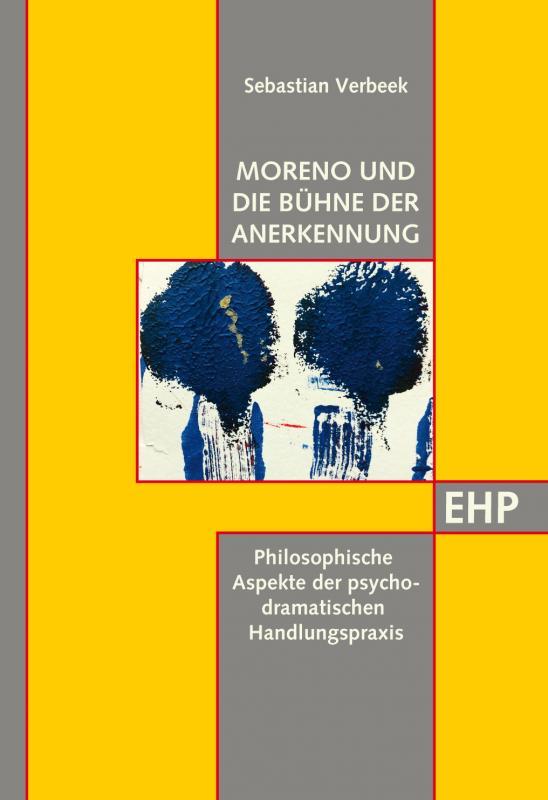 Cover-Bild Moreno und die Bühne der Anerkennung