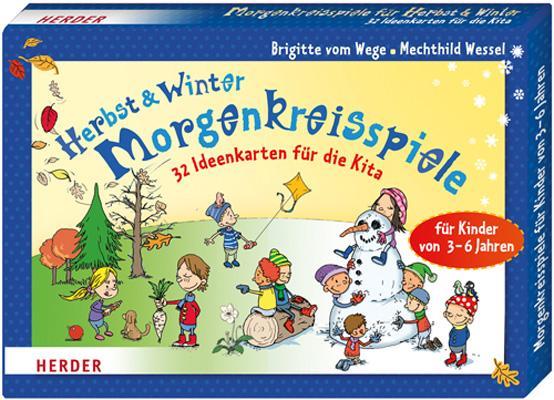 Cover-Bild Morgenkreisspiele für Herbst und Winter