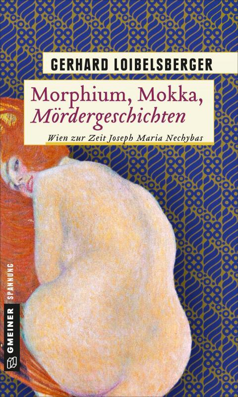 Cover-Bild Morphium, Mokka, Mördergeschichten