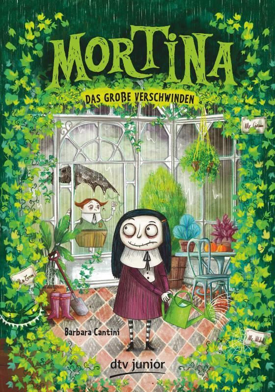 Cover-Bild Mortina – Das große Verschwinden