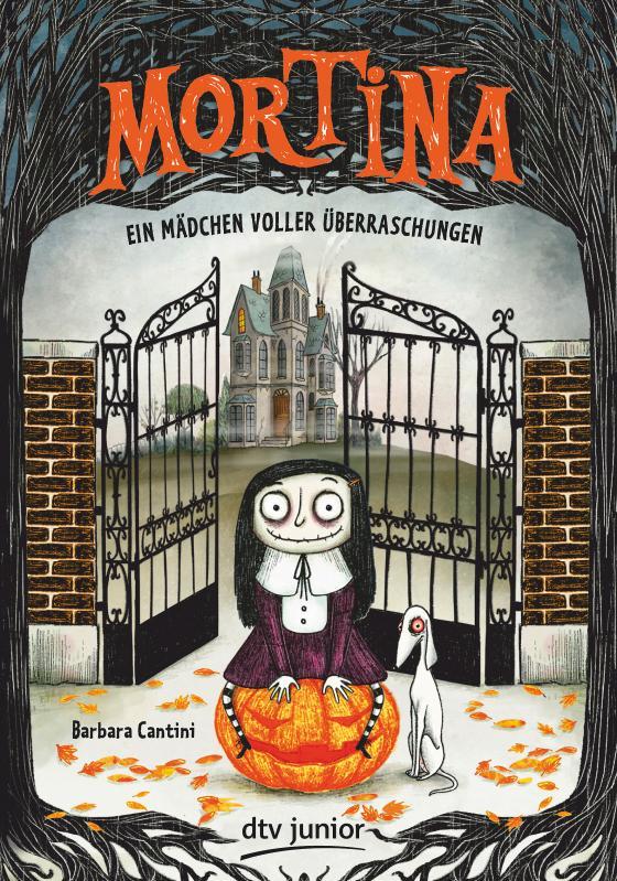 Cover-Bild Mortina – Ein Mädchen voller Überraschungen