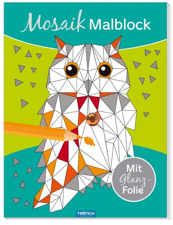 Cover-Bild MOSAIK-Malblock