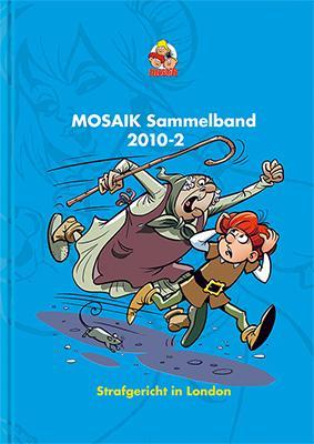 Cover-Bild MOSAIK Sammelband 104 Hardcover