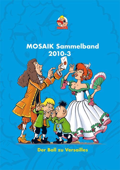 Cover-Bild MOSAIK Sammelband 105 Hardcover