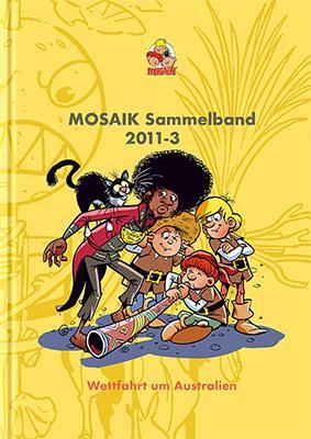 Cover-Bild MOSAIK Sammelband 108 Hardcover