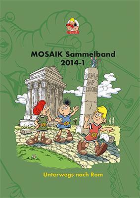 Cover-Bild MOSAIK Sammelband 115 Hardcover