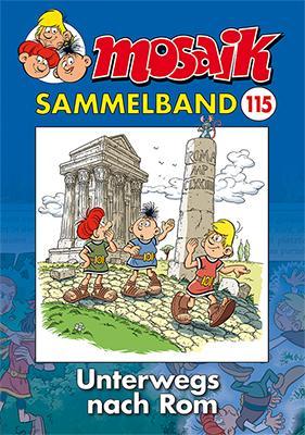 Cover-Bild MOSAIK Sammelband 115 Softcover
