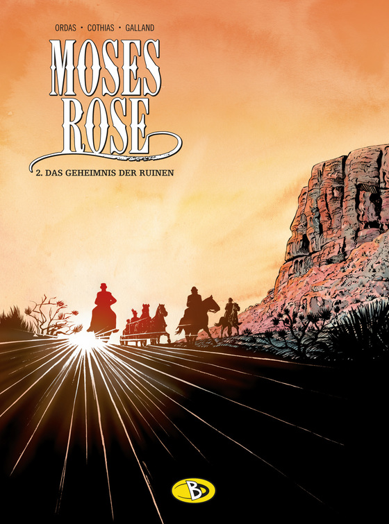Cover-Bild Moses Rose #2