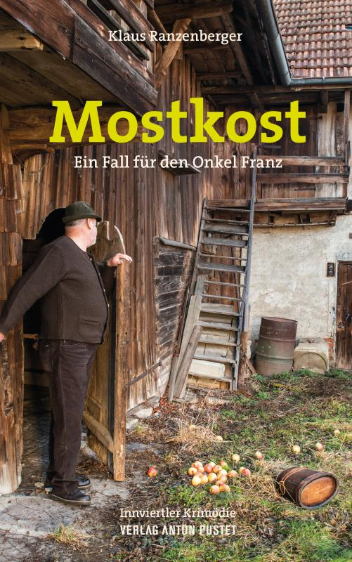 Cover-Bild Mostkost