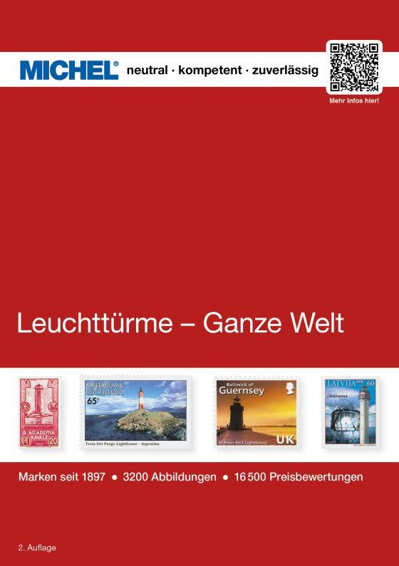 Cover-Bild Motiv Leuchttürme - Ganze Welt