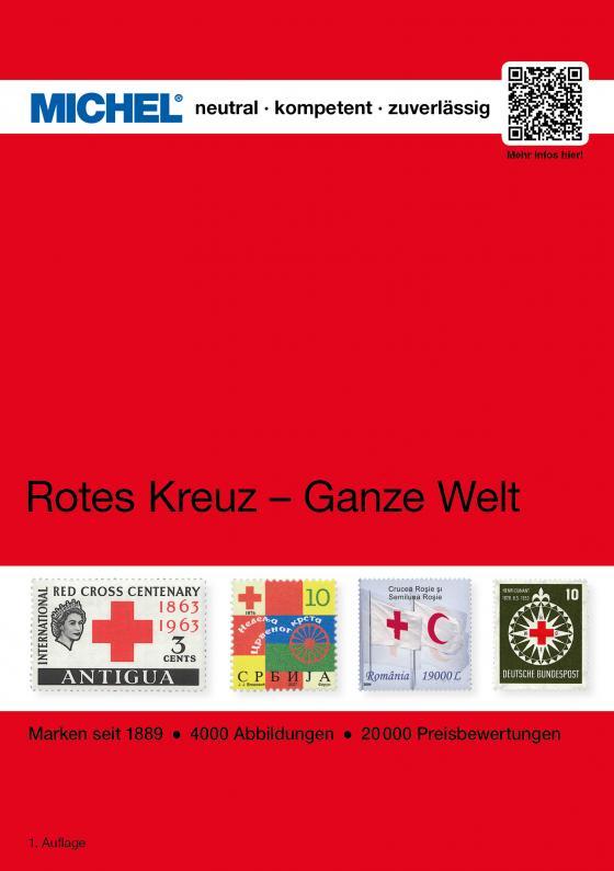Cover-Bild Motiv Rotes Kreuz - Ganze Welt