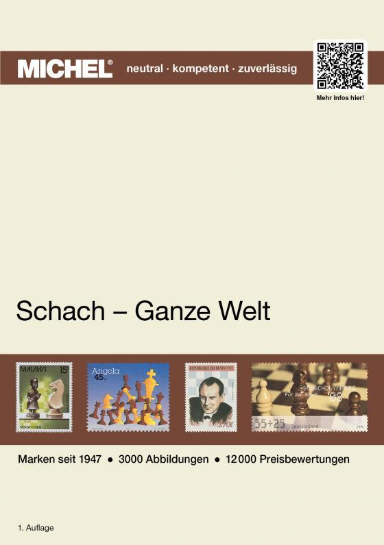 Cover-Bild Motiv Schach - Ganze Welt