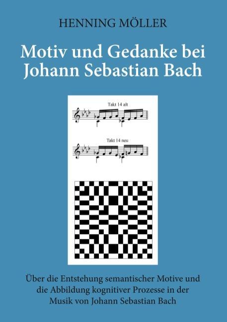 Cover-Bild Motiv und Gedanke bei Johann Sebastian Bach