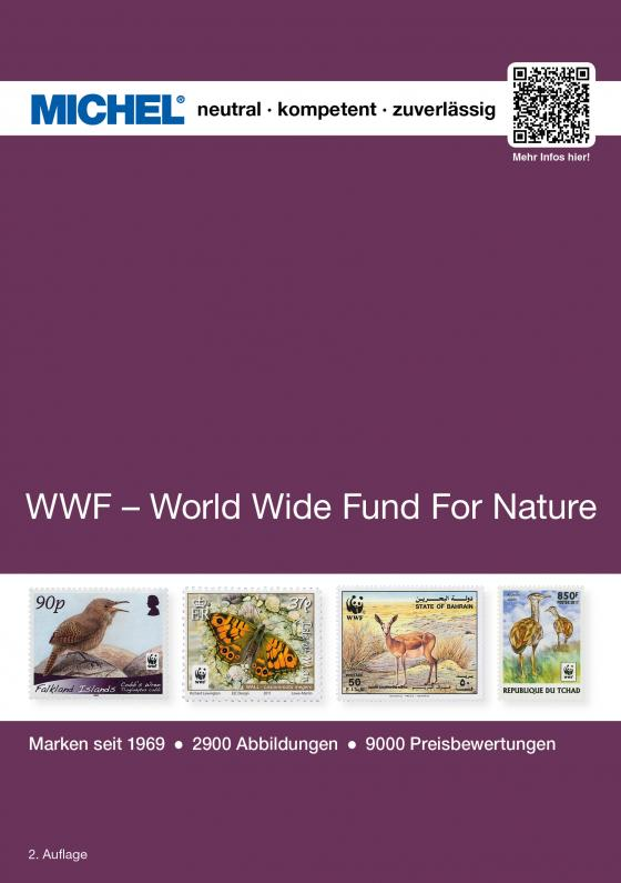 Cover-Bild Motiv WWF - Ganze Welt