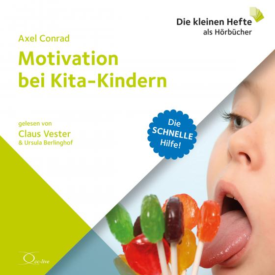 Cover-Bild Motivation bei Kita-Kindern