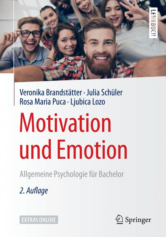 Cover-Bild Motivation und Emotion