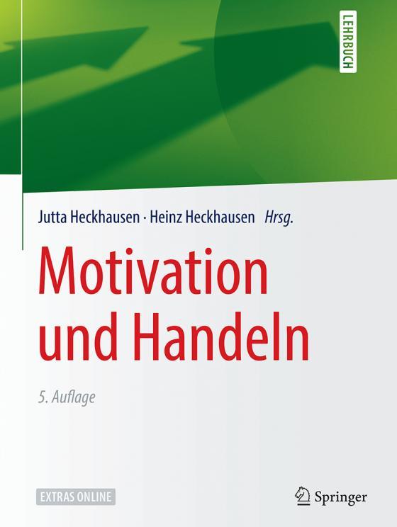 Cover-Bild Motivation und Handeln