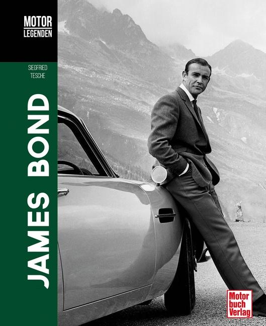 Cover-Bild Motorlegenden - James Bond