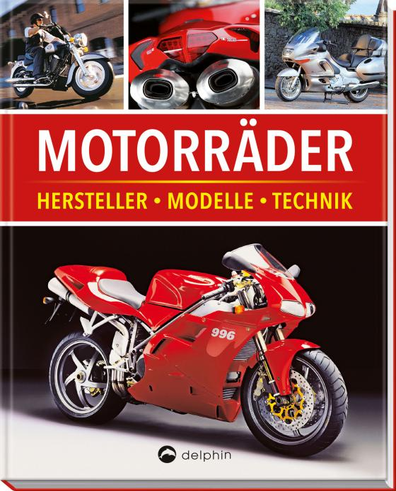 Cover-Bild Motorräder