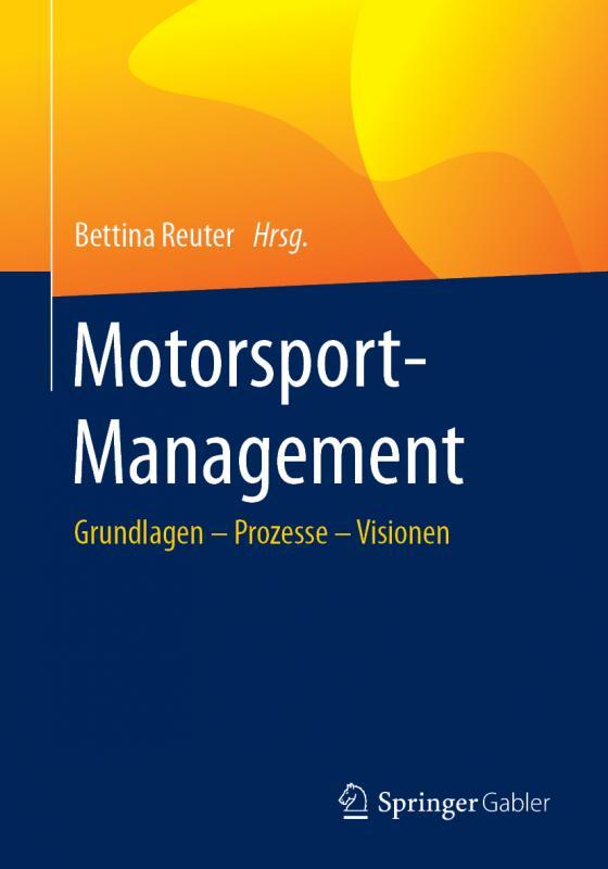 Cover-Bild Motorsport-Management