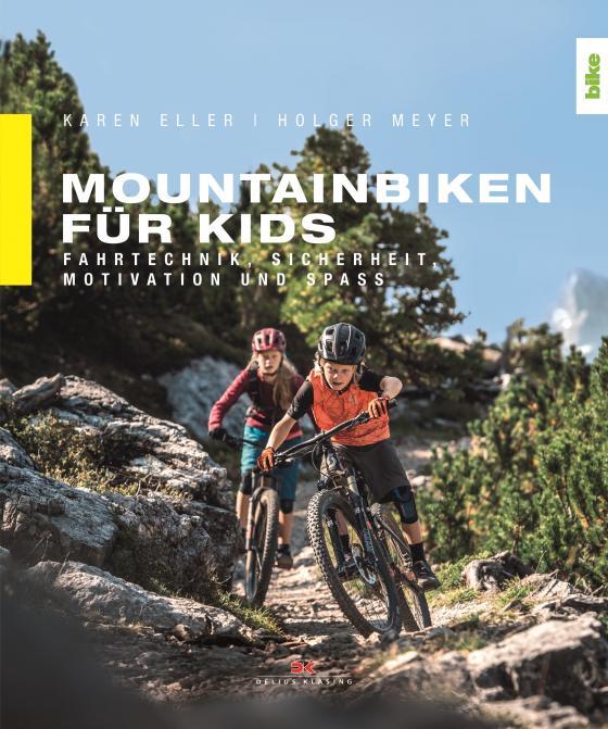 Cover-Bild Mountainbiken für Kids