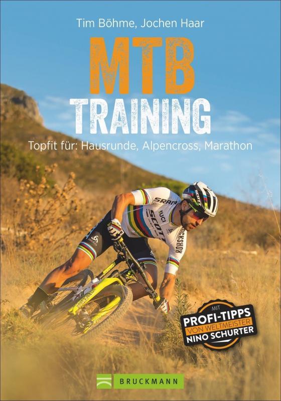 Cover-Bild Mountainbiken: Training für Mountainbiker. Trainingskonzepte und Workouts für Grundlagentraining, Marathon- und Alpencross-Vorbereitung: Topfit für: Hausrunde, Alpencross, Marathon