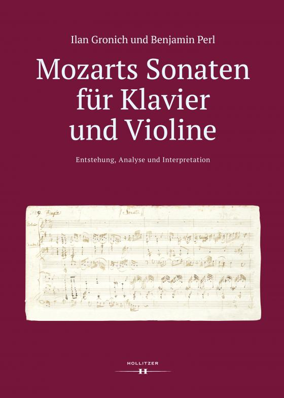 Cover-Bild Mozarts Sonaten für Klavier und Violine
