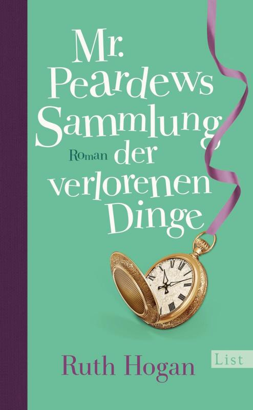 Cover-Bild Mr. Peardews Sammlung der verlorenen Dinge