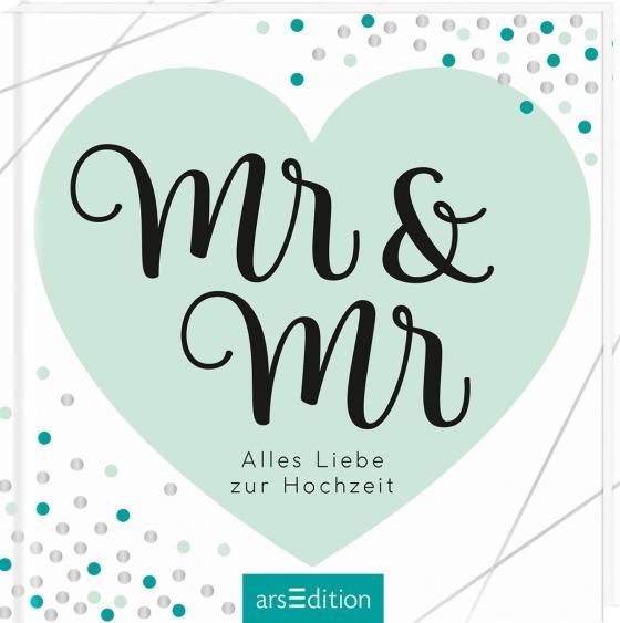 Cover-Bild Mr & Mr - Geschenkidee für gleichgeschlechtliche Paare / zur Ehe für alle