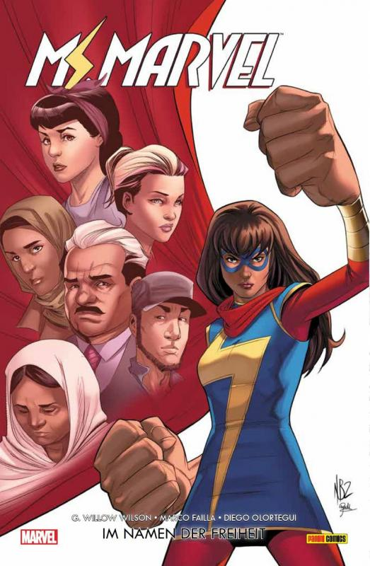 Cover-Bild Ms. Marvel