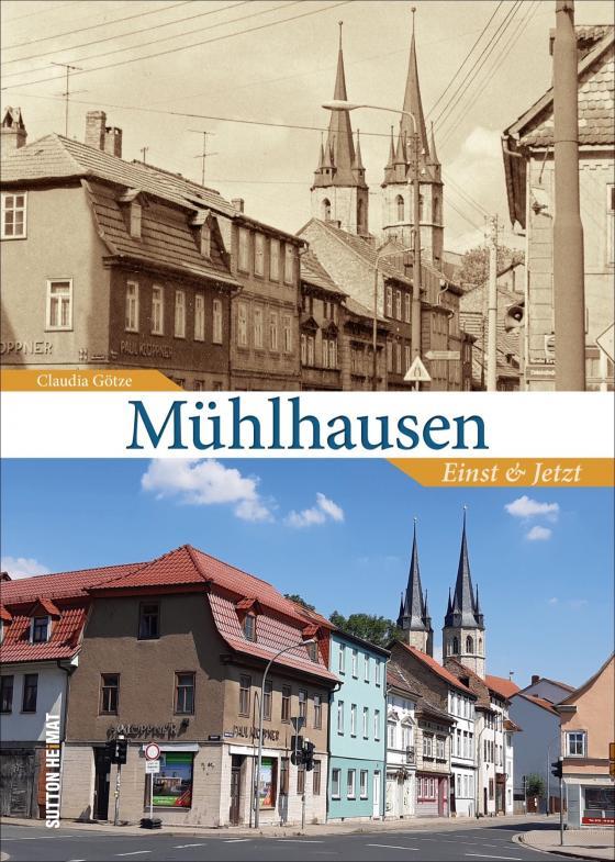Cover-Bild Mühlhausen