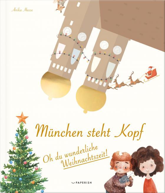 Cover-Bild München steht Kopf