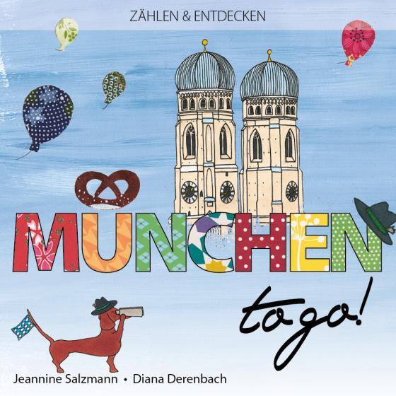 Cover-Bild München to go