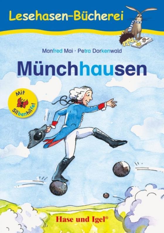 Cover-Bild Münchhausen / Silbenhilfe