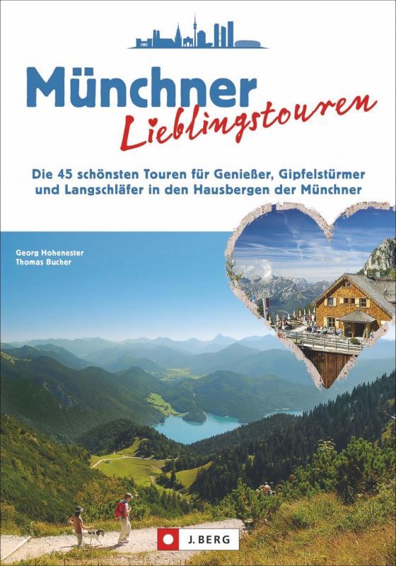 Cover-Bild Münchner Lieblingstouren