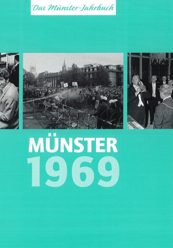 Cover-Bild Münster 1969 – Münster vor 50 Jahren