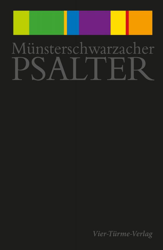 Cover-Bild Münsterschwarzacher Psalter