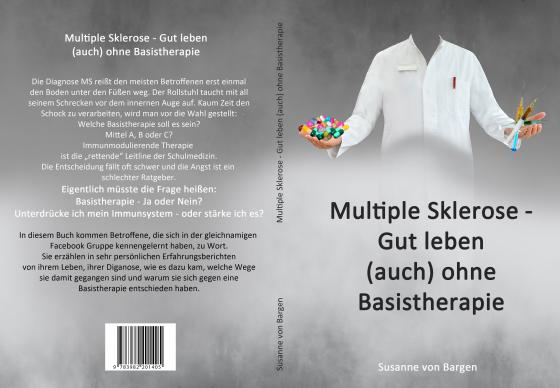 Cover-Bild Multiple Sklerose - Gut leben (auch) ohne Basistherapie
