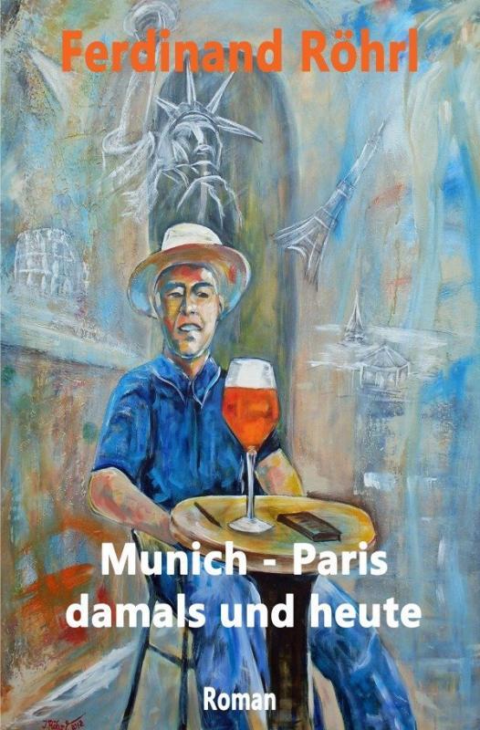 Cover-Bild Munich - Paris damals und heute