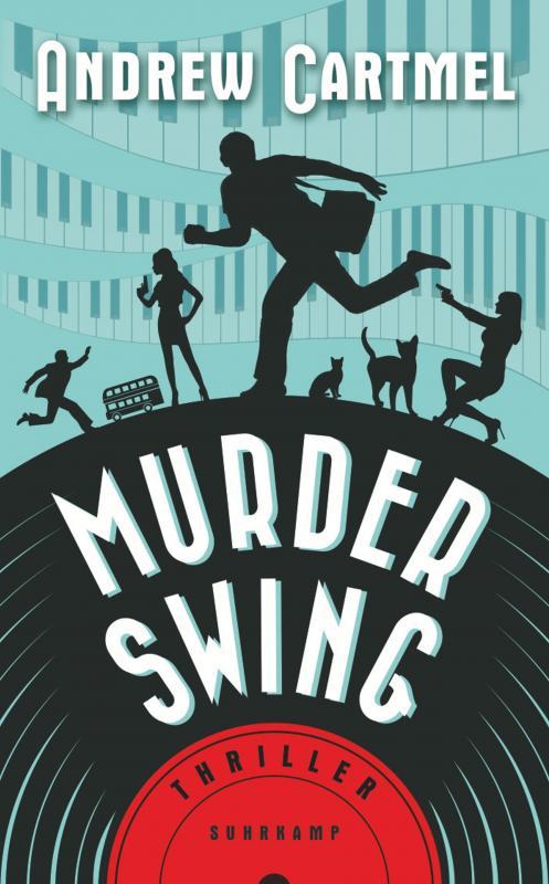 Cover-Bild Murder Swing