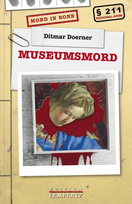 Cover-Bild Museumsmord